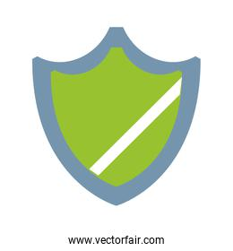 Shield safety icon