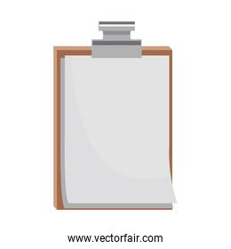 Document board isolated