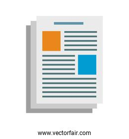 Sheets document isolated