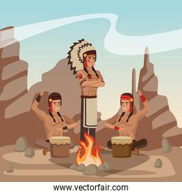 American indian tribe