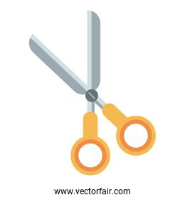 Scissor isolated symbol icon