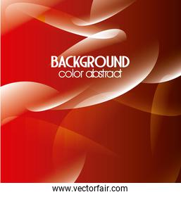Multicolored background with abstract shapes, vector illustration