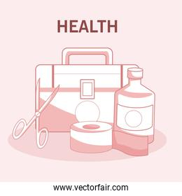 Medical health concept