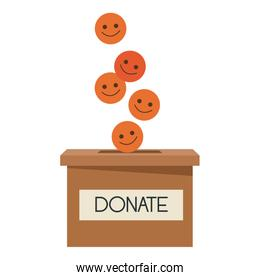 Donation and charity