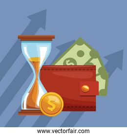 Money savings and investment