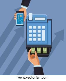 Electronic payment technology