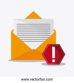 envelope mail message chat communication icon