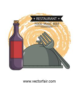restaurant food and dining design