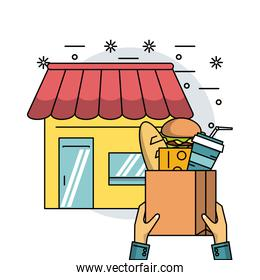 Food products and delivery