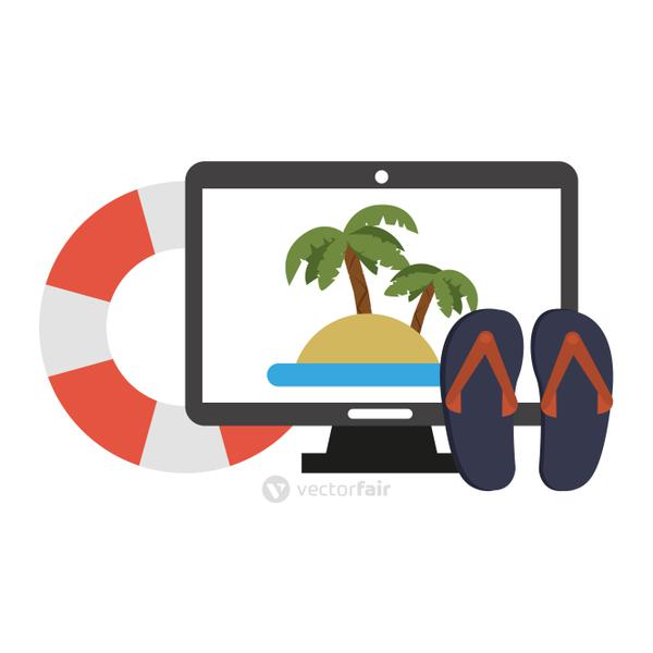 Travel and online technology