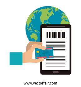 Online shopping and payment