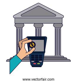 Credit card and electronic payment