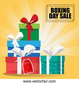 Boxing day sale