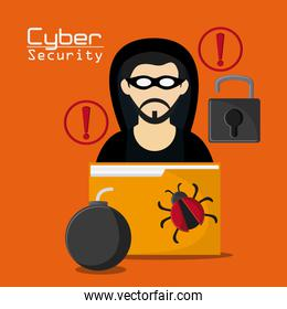 Cyber and System Security icon