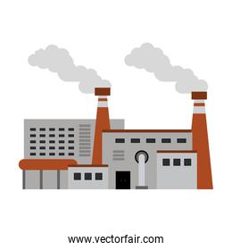 Factory industry building