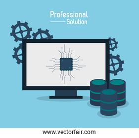 professional solution technology design