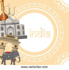 India travel and culture