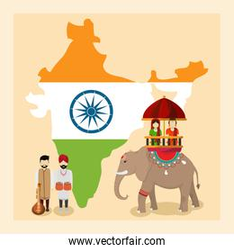 India and indian people