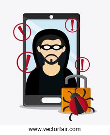 cyber security hacker esign