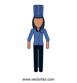 Chef cooker professional worker avatar