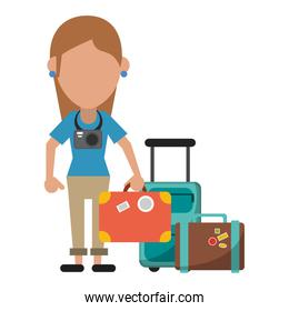 Travel and summer vacations