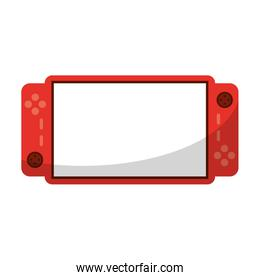 Videogame console portable technology