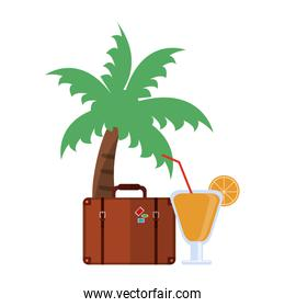 Vacations and travel concept