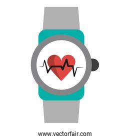 Fitness smartwatch wearable technology