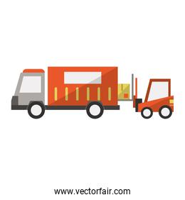 Delivery and logistics