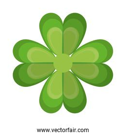 clover with four leaves icon