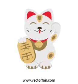Chinese Lucky Cat icon