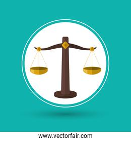 Balance of law and justice design