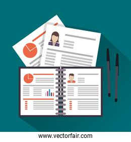 Document and human resources design
