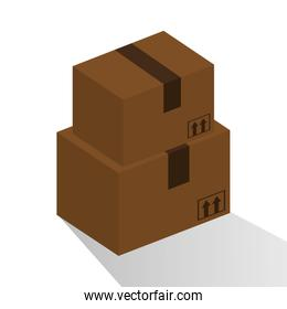 Package of delivery design
