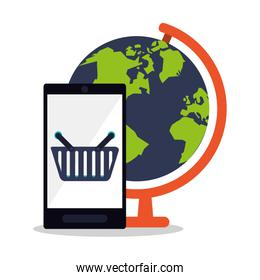 Smartphone shopping and ecommerce design