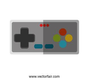 Isolated videogame control design