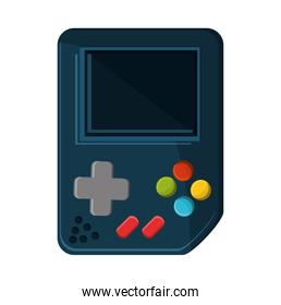 Isolated videogame device design