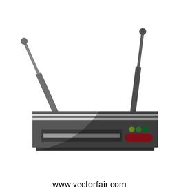 Isolated wifi device design
