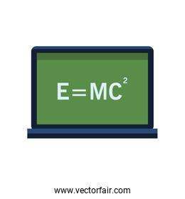 science kmowledge icon vector