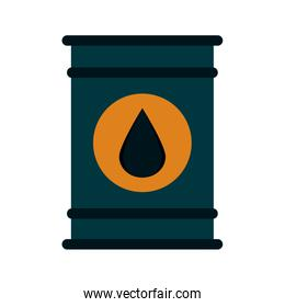 oil industry related icon image