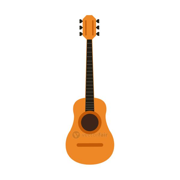 acoustic guitar icon image