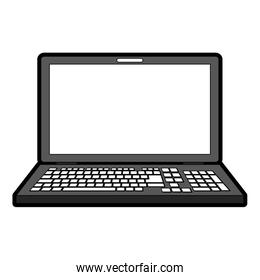 laptop computer icon image