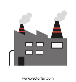 factory building icon image