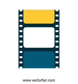 video tape reel icon image