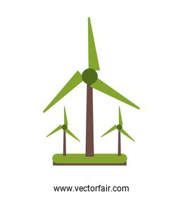 eco freindly related icon image