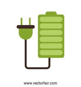 battery with cord and plug design image
