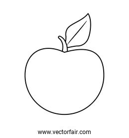 whole apple icon image