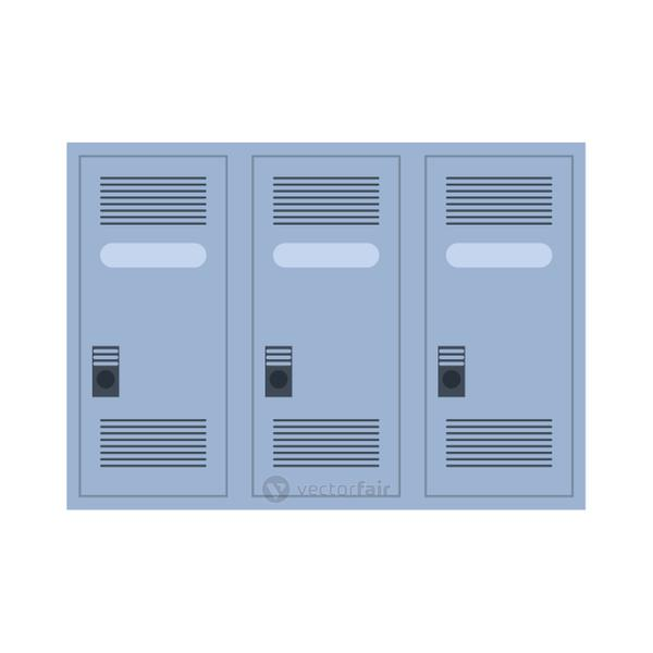 lockers save objects