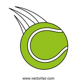tennis ball icon image