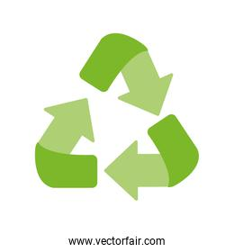 green ecology and enviroment icon